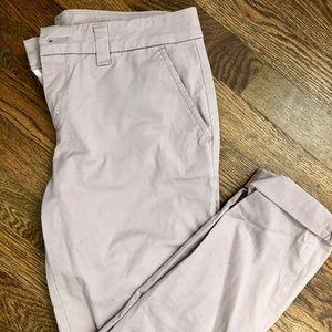 Gap Straight Leg Khaki